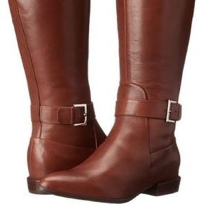 Women's Boots 8M NINE WEST New  with imperfections